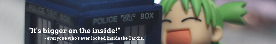 Digital Products - Tardis
